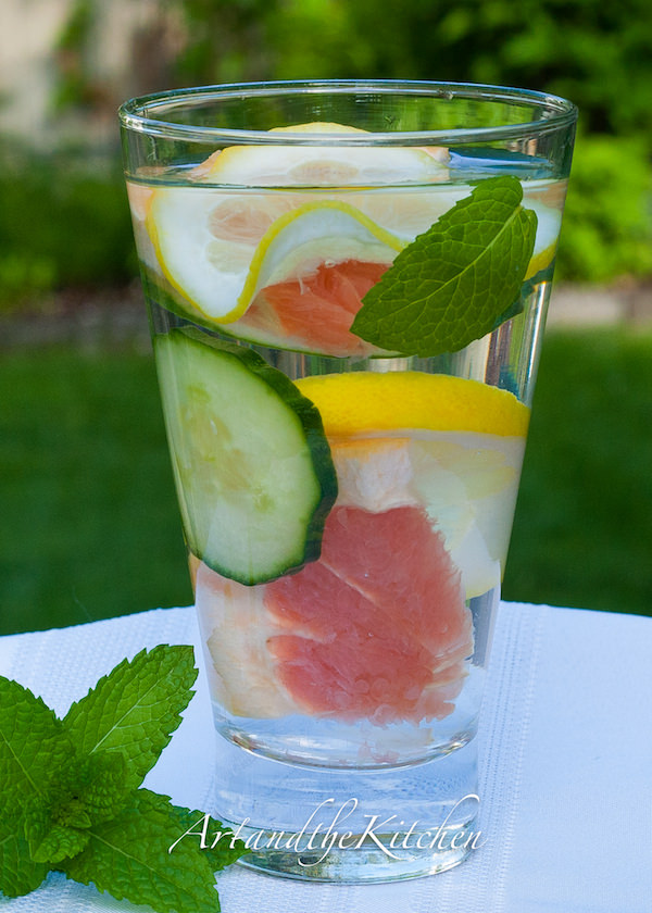7 Healthiest Detox Water Recipes You Must Try!