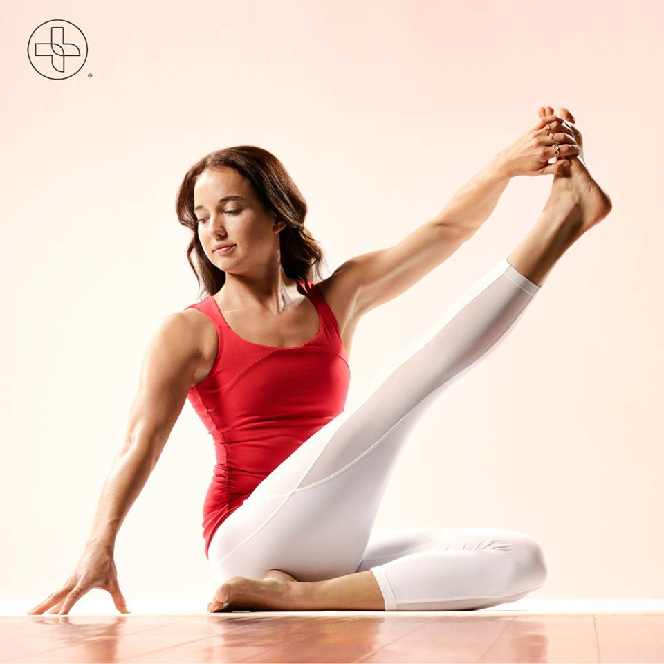 Tiffany Cruikshank - 17 Yoga Trainers and Experts You Must Follow Online Today