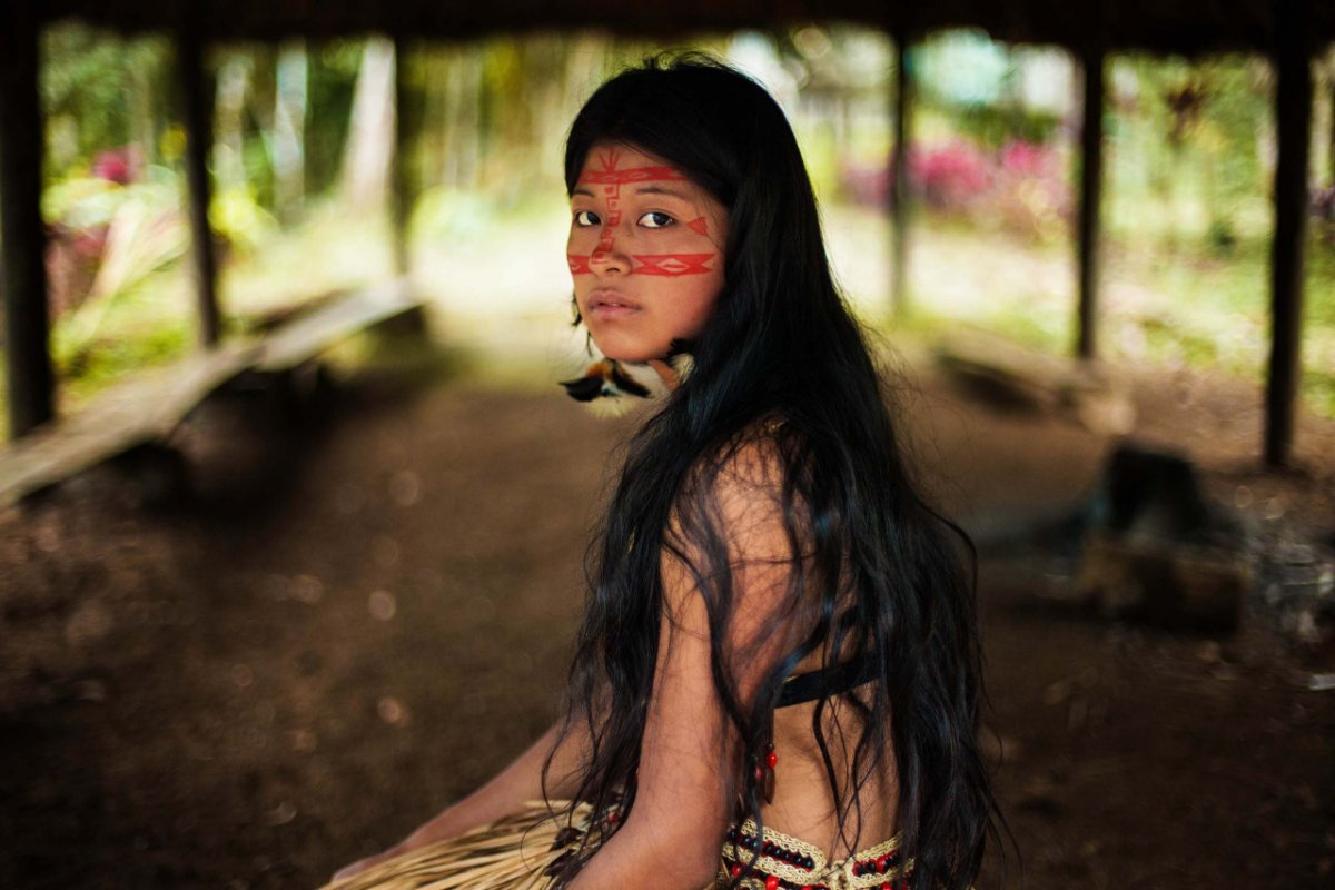 This Photographer Spent 3 Years Taking Pictures Of Women To See How Beauty Is Defined Around The World!
