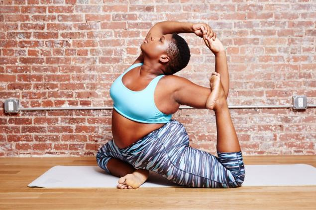 How to Get Into Yoga at Any Size?