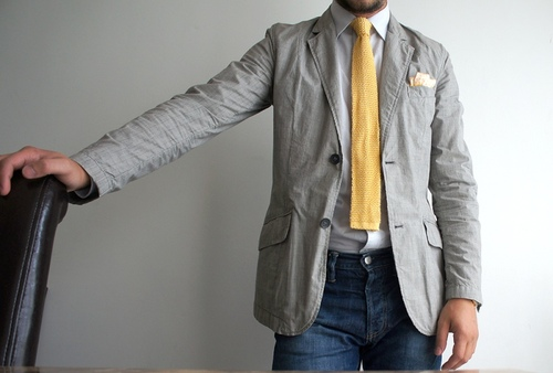 wrinkled-clothing is another men's fashion mistake