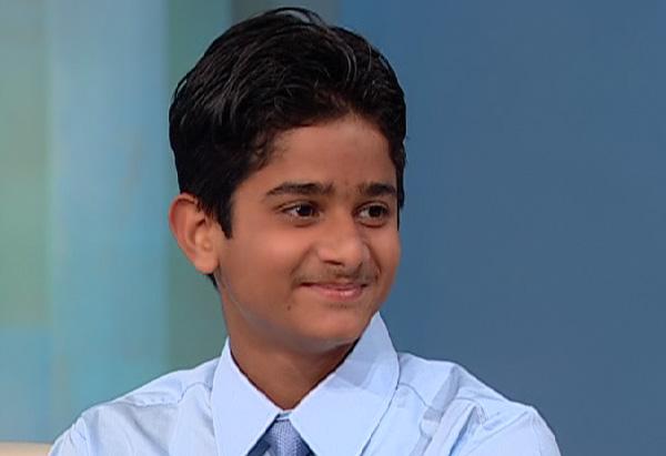 Worlds youngest surgeon Akrit Jaswal