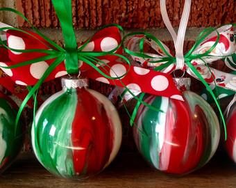 jumbo ornaments for christmas