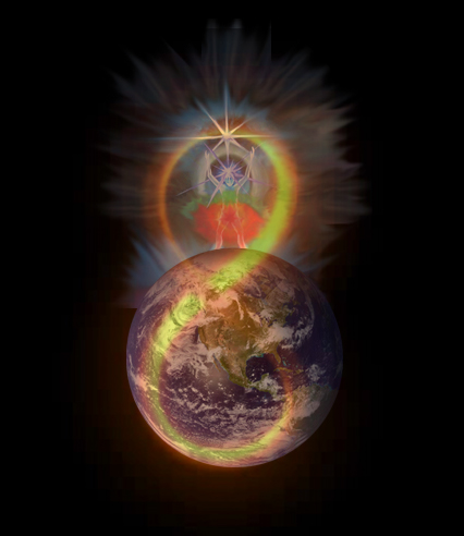 Earth Connection chakra