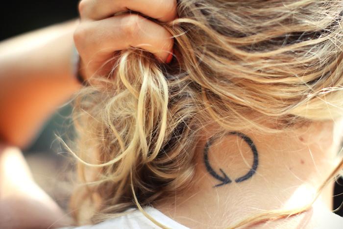 Tattoo karma