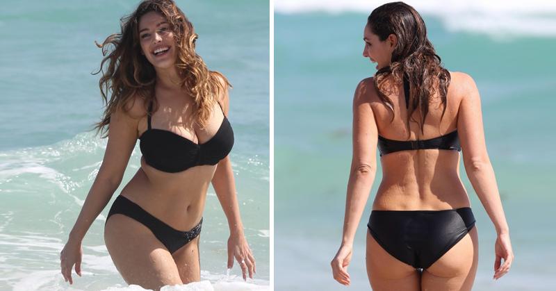 ideal woman body