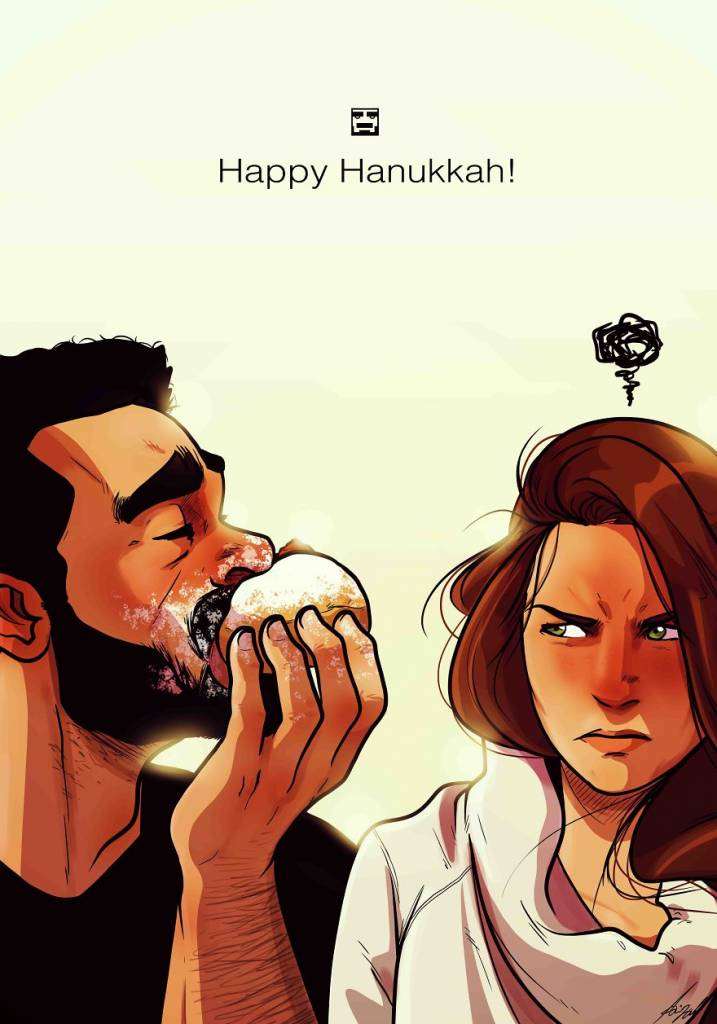 valentines day meme work - Artist Turns Life With His Wife Into Adorable ics And