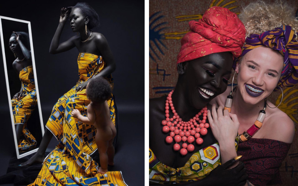 An Uber Driver Told This Woman to Bleach Her Dark Skin, Now She Is A Model Making A Strong Statement