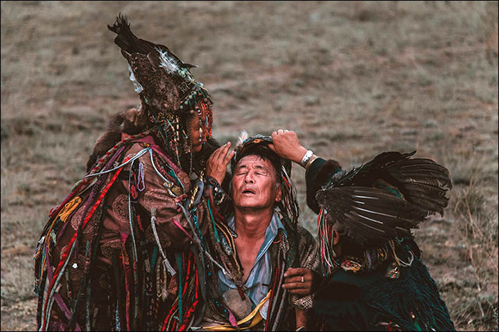 Image result for shamans