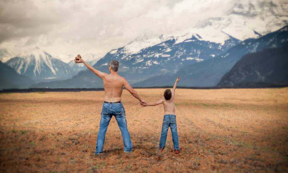 Things children inherit from fathers