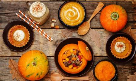 Ways to eat pumpkin