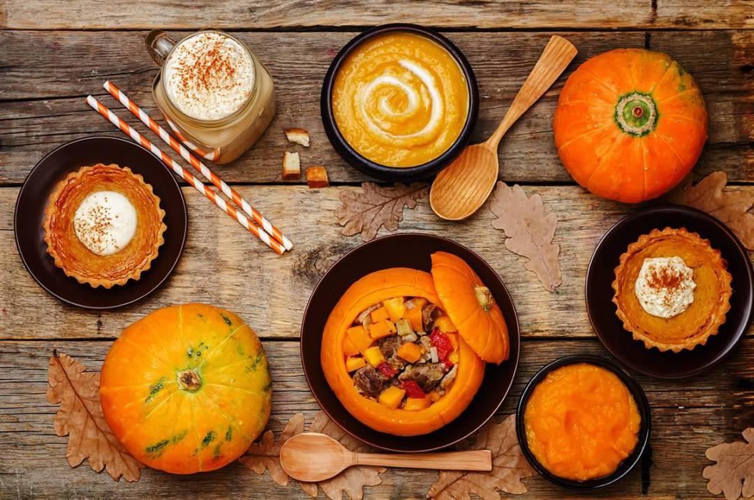 Ways to eat pumpkin