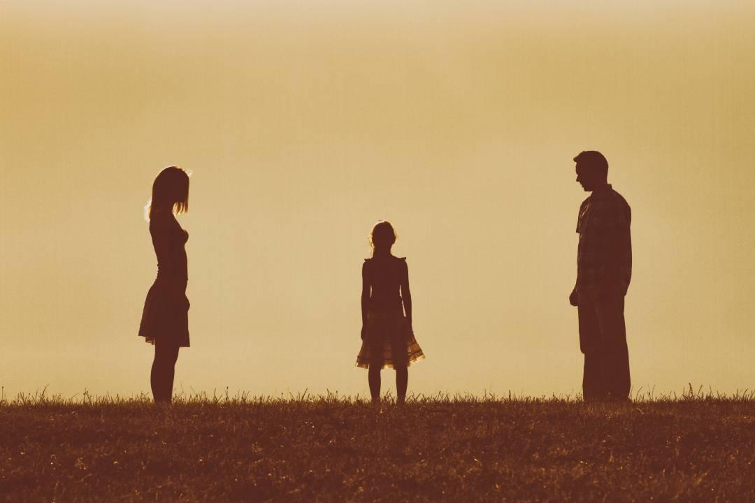 Children with divorced parents