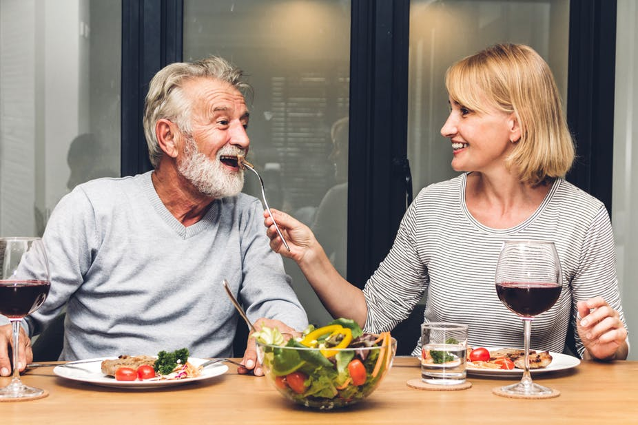 Super Foods for People Above 50