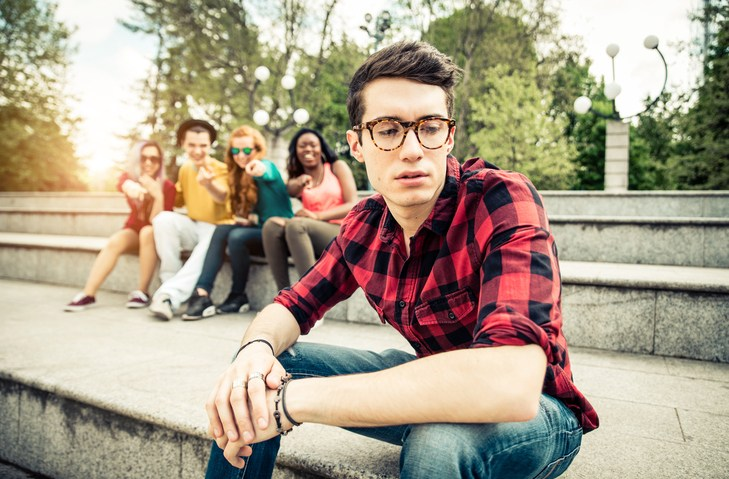 WAYS TO CATER BULLYING IN COLLEGES