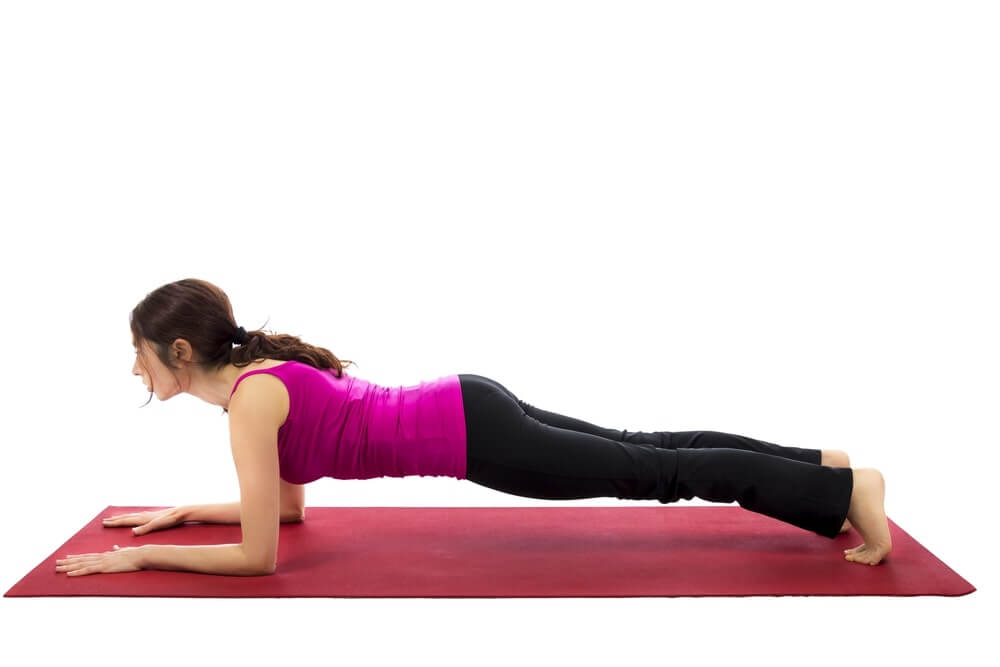 How long should you hold a forearm plank?