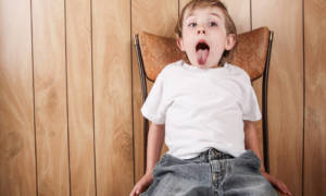 child's behavioral problem