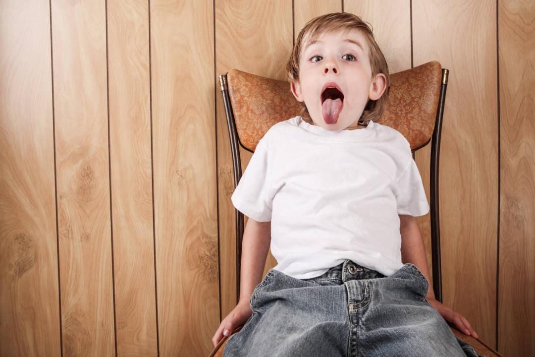 child's behavioral problem