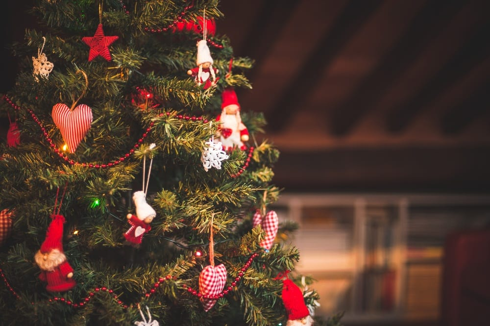 Reasons Behind the Red and Green Christmas Colors