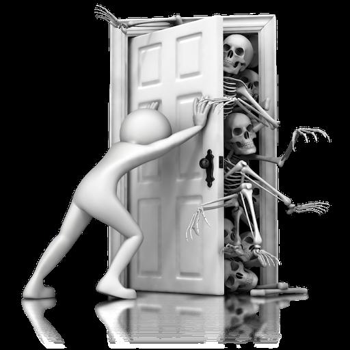 Skeleton or skeletons