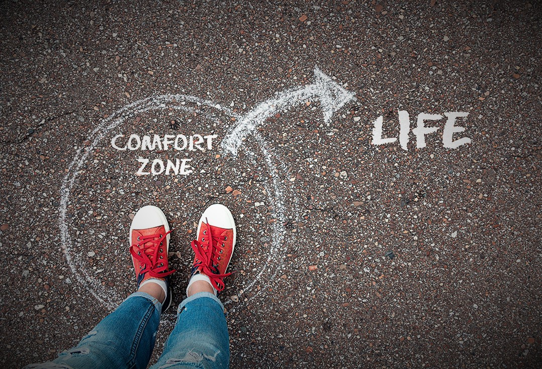 6 Ways of Stepping Out of Your Comfort Zone