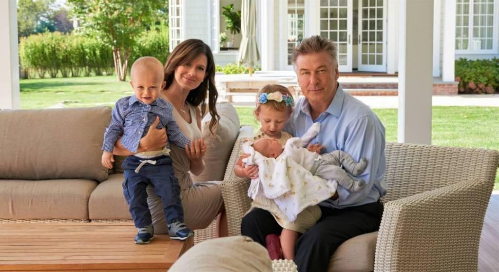 Alec Baldwin Family