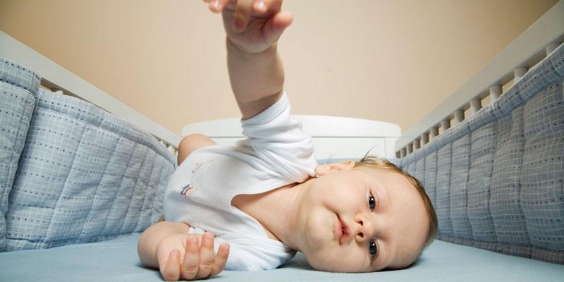 baby body movement