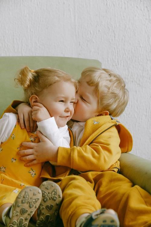 Children Bond on a Deeper Level